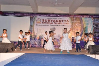 suryadatta national school